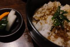 Rakuichi Rakuza dinner (HAMACHI!) Tags: oiso kanagawa 2016 japan summer autumn sea  ricebowl