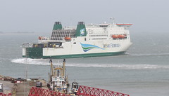 15 04 12 Rosslare  (38) (pghcork) Tags: ireland ferry wexford ferries rosslare stenaline irishferries