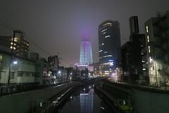 IMG_0019 (Zengame) Tags: cloud fog architecture night canon tokyo nightscape cloudy illumination landmark powershot illuminated mai 東京 雲 夜景 夜 曇り 霧 舞 skytree g7x キヤノン 東京スカイツリー tokyoskytree スカイツリー パワーショット