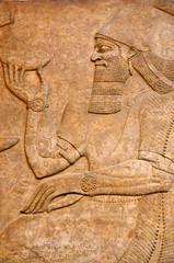 British Museum, Artifacts, Assyrian -005 (haimanti.weld) Tags: uk england london museum britishmuseum 2015 nikond5100 2015springbreaklondontrip