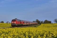 P1930892 (Lumixfan68) Tags: eisenbahn db bahn deutsche regio 218 züge loks baureihe dieselloks