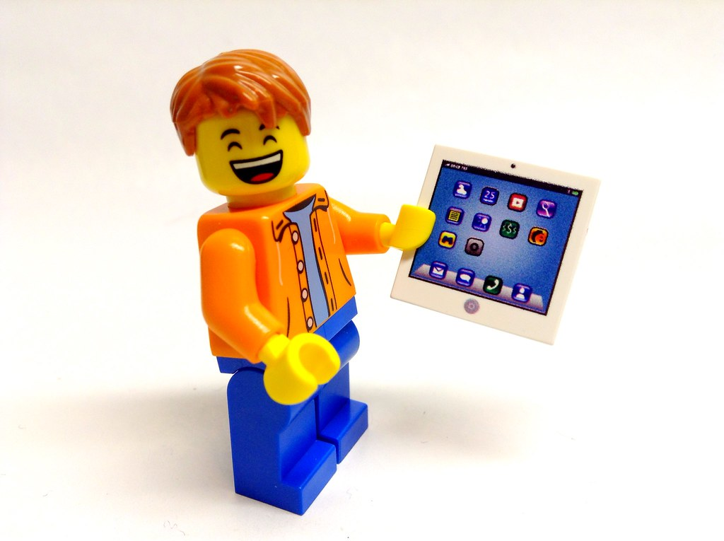 The World's Best Photos of ipad and lego - Flickr Hive Mind
