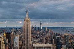 Empire State (James R. Patterson) Tags: world holiday newyork building tower freedom state center empire trade manhatten