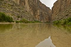 Big Bend NP - Rio Grande (nebulous 1) Tags: usa mountain nature river landscape mexico nationalpark nikon border bigbendnationalpark riogrande boarder santaelenacanyon bigbendnp d7000 nebulous1 chiricahuadesert usamexicoboarder