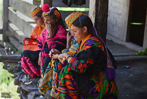 Women of Kalash Tribe