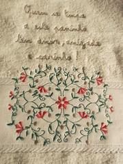 # Castelo Branco# Bordados# (leonilde_bernardes) Tags: de artesanato batizado disney bebe artes babys bordados mantas personalizados decoraao hancraft enxovais pinturaemtecido personalizadas artigos enxovaisdecasa lembranaas