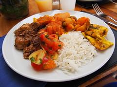 Traditional Omani food!