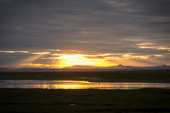 Sunset on the Forth (jason-l) Tags: sunset sea sky forth firthofforth eastlothian