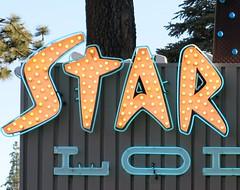 Stardust Lodge sign - South Lake Tahoe, CA - detail (hmdavid) Tags: california star neon motel laketahoe lodge stardust southlaketahoe
