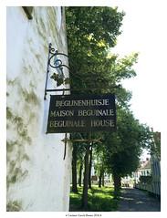 Beguinario (carmen.gb) Tags: brujas brugge bruges brugse brgger belgium belgique flemish flandes flandria beguinas beguinario begijnhof gguinage