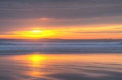 Farne Island Sunset (Jeffpmcdonald) Tags: farneisland bamburgh northumberland uk nikond7000 jeffpmcdonald july2016