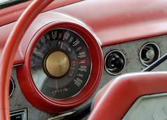 1951 Ford (JWSherman) Tags: 1951 ford speedometer vintage antique