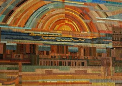 Mosaic (janroles) Tags: iceland mosiac art colours reykjavik abstractscenes mural gerðurhelgadóttir glass ceramic canoneos400d flickr