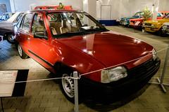 Daewoo Racer (The Adventurous Eye) Tags: daewoo racer retroautomuzeum classic car museum socialistic muzeum socialistickch vozidel