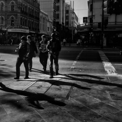 Everyday #Adelaide No. 332 (Autumn/Winter) (michellerobinson.photography) Tags: southaustralia people community capturinglife documentary bw australia everyday editedonipadair everydayadelaide life everydayaustralia instagram dailylife cityliving blackandwhite streetphotography blackandwhitephotography streetphotographer flickrelite 4tografie adelaide snapseed lifestyle citylife michellerobinson streetlife urban monochrome michmutters streetphoto scene street candid procameraapp shadows iphone6plus mobilephotography iphone smartphonephoto youth iphonephotography