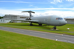 BAC VC10 C.1K XR808 - The RAF Museum Cosford (dwb transport photos) Tags: bac britishaircraftcorporation vc10 aeroplane tanker therafmuseumcosford cosford