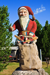 FIN_192 - Rovaniemi (Viaggiatore Fantasma Summer Tour 2016 - CH-LI-AT) Tags: canon 5d finlandia finland suomi rovaniemi lapponia lapland lappland babbo natale santa claus villaggio village dorf citt city stadt