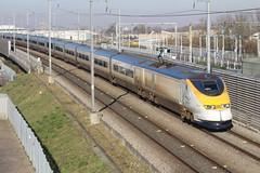 3205 (laurasia280) Tags: eurostar emu rainham hs1 class373 373205