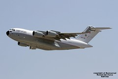KAF342 LMML 09-07-2016 (Burmarrad) Tags: cn force aircraft air iii airline kuwait boeing globemaster registration c17a lmml f264 kaf342 09072016