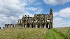 Whitby Abbey (NZGandG) Tags: yorkshire church abbey ruin