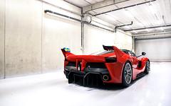 FXXK. (Alex Penfold) Tags: ferrari fxxk red supercars supercar super car cars autos alex penfold 2015 spa