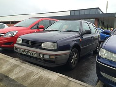 VW Golf Mk3 Driver (VAGDave) Tags: vw volkswagen golf mk3 driver 1994