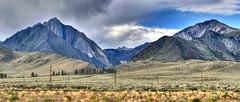 Mt. Morrison (Doug Santo) Tags: mtmorrison laurelmountain convictcanyon highway395 owensvalley terminalmoraine landscapephotography