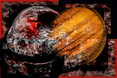 Colisin (seguicollar) Tags: virginiasegu choque planetas colisin espacio futuro imagencreativa photomanipulacin art arte artedigital artecreativo