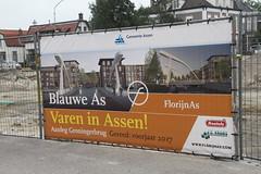 Groningerbrug in Assen (willemsknol) Tags: vaart assen willemsknol