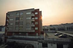 (felix.h) Tags: canoneos400d canon eos 400d digitalrebelxti eoskissdigitalx sigma1020mm sigma1020 wideangle porto city urban building architecture summer morning backlight backlighting