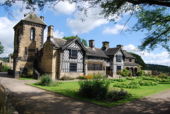 Shibden Hall (Halliwell_Michael ## More off than on this week #) Tags: calderdale westyorkshire nikond40x 2016 halifax shibdenhall trees gardens history architecture buildings historic
