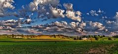 IMG_9610-12Ptzl1scTBbLGE (ultravivid imaging) Tags: ultravividimaging ultra vivid imaging ultravivid colorful canon canon5dmk2 clouds fields farm barn scenic rural vista