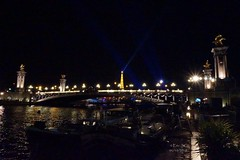 Tour eiffel et Pont d'Alexandre III (sc.eric) Tags: paris france pont alexandre tower tour eiffel brigde seine