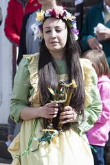 Bishop Gundulf Morris (jf01350) Tags: uk festival kent dancing side dancer rochester morris bishop medway sweeps gundulf