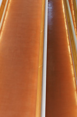 diptych: orange panel - high court of australia ... urban abstract i (Seakayem) Tags: urban abstract diptych minolta sony 28mm canberra af slt parkes highcourtofaustralia a55