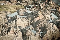La extraa relacin entre los bolsos rojos (juliopereira_imago) Tags: ro de la playa plata vacaciones rocas rodelaplata baistas