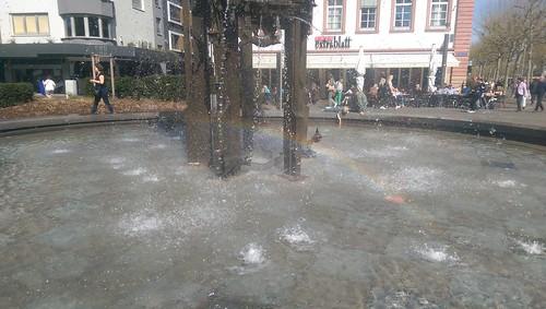 Der Narrenbrunnen von Mainz