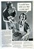 Listerine 1938 (genibee) Tags: woman vintage magazine 1930s 1938 ad advertisement divorce badbreath goodhousekeeping