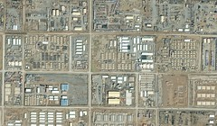 April 2011 Photo of Location of 64K Facility Before Construction (Special IG for Afghanistan Reconstruction) Tags: camp afghanistan for control general center special dod defense department command inspector sigar 64k helmand reconstruciton leatherneck