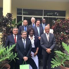 PSD em Visita Oficial a Angola