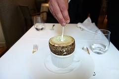 Koffmann's (bellaphon) Tags: food london french dessert cuisine restaurant berkeley knightsbridge wiltonplace koffmanns pierrekoffmann pistachiosoufflé