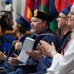 "<b>Commencement 2015</b><br/> Commencement 2015. May 24, 2015. Photo by Kate Knepprath<a href=""http://farm9.static.flickr.com/8763/18065378001_3ccac815c2_o.jpg"" title=""High res"">∝</a>"