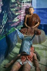 Leon 7 (Ye-Zu) Tags: voyage trip burma bouddha myanmar worldtour birmanie tourdumonde mawlamyine