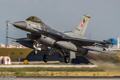 F-16C Fighting Falcon, Turkish Air Force, Exercise Anatolian Eagle 2016, Turkey (harrison-green) Tags: f16c fighting falcon turkish air force anatolian eagle 2016 turkey f16 pakistan aircraft aviation nato jet canon eos 700d sigma 150500mm vehicle outdoor airplane airliner pakistani exercise