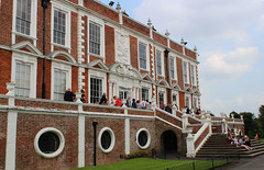 Croxteth Hall Front (big_jeff_leo) Tags: england house art kitchen architecture liverpool hall bedroom room country victorian grand staircase billiards mansion statelyhome edwardian attraction merseyside croxteth