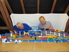 004 1968 Catalogue Rebuild WIDER (GoodPlay2) Tags: 1968 1969 lego train layout track 45v blue railroad railway vintage 60s 70s 1960s 1970s old system classic retro set nostalgia rare early 1950s 1967