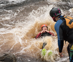 the plunge (danwilson10) Tags: sony alpha a6300 apsc apcs 50mm prime river rafting white water outdoors motor bike cave waterfall