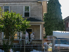 Demolition Series IV (prima seadiva) Tags: demolition development 22nd asbestos