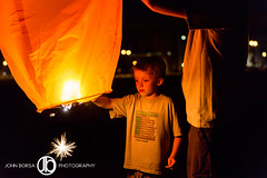 July 13, 2016 - Spark (JohnBorsaPhoto) Tags: new york family boy summer sky lake color cute water face night river fire harbor kid student buffalo downtown dad child waterfront bright time expression air father chinese young floating niagara dude nighttime western lantern lit erie outer spark canalside 80daysofsummer