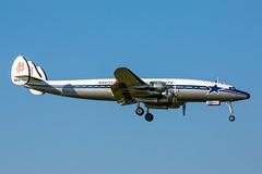 HB-RSC - Lockheed C-121C Super Constellation (L-1049F) - Breitling Jet Team (Bjoern Schmitt) Tags: breitling jet team fleet info lockheed c121c super constellation l1049f hbrsc cn 1049f4175 lszh zurich